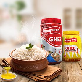 Pure And High Quality Food Products | Annapurna Group